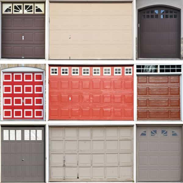 Garage door install Portland