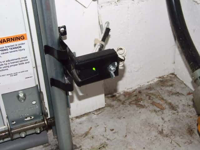 Opener sensors garage door repair Portland